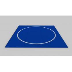 Wrestling circle