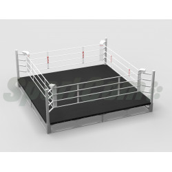 Non-slip boxing ring canvas