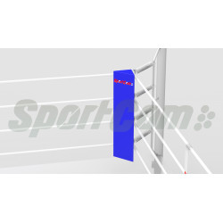4 boxing ring corner poles
