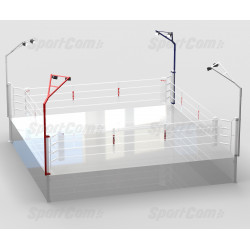 Boxing ring led lighting