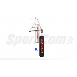 Foldable bracket with winch