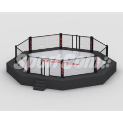 "Cage MMA octogonale ""UFC"""