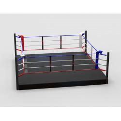 Ring de boxe d'entraînement...