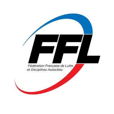 logo Fédération française de lutte